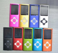 32 GB 16 GB 8 GB 4 ° reproductor MP4 FM + Ebook + grabadora de voz MP3 con cable y auricular 3 °