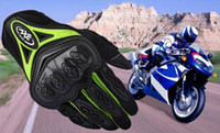 Wholesale Riding Full Finger Protective Gloves - Motorcycle Gloves Waterproof AXE ST-07 Motorcycle Bicycle Riding Protective Gloves Touch Screen Motorcycle Gloves Full Finger +B