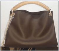 Wholesale Designer Handbags Retail - Wholesale and retail classical women bag designer women leather handbags purses casual tote fashion shoulder bag 40249 three colors choose