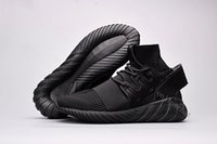 special forces - Cheap Sale Triple Black Tubular Doom PK Special Forces Shoes Men Tubular Radial Running Shoes Sports Sneakers