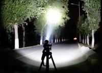 porte-vélo achat en gros de-2017 nouvelle lumière de bicyclette 7 watts 2000 lumens 3 mode CREE Q5 LED lumière de vélo lumières lampe torche avant lampe étanche + support de la torche livraison gratuite