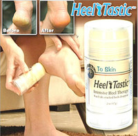 Wholesale 200Pcs Cracked Heel Tastic Foot Massage Cream Heels Repair Feet Repair Cream Care Beauty Saltos Dead Skin Moisturizing DHL