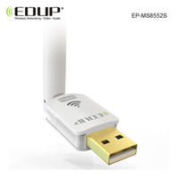 Wholesale usb network adapter driver - Wholesale- usb wifi adapter 150mbps EDUP wifi antenna 6db usb wireless wi-fi adapter 802.11n wifi receiver network card driver free windows