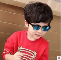 2017 New Children TAC Polarized Sunglasses Kids Designer Sport Shades para meninas Meninos Goggle Baby Sun Glasses. KB-3020