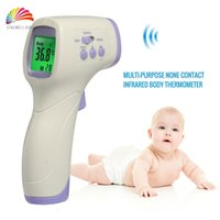 Wholesale Digital LCD Heating Baby Thermometer Body Temperature Measurement Termometro Infantil Kids Fever Diagnostic tool Three Modes