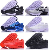 Wholesale Famous Points - Hot Sale Drop Shipping Famous Air Cushion 90 Ultra SE Mens Sports Athletic Running Shoes Sports Sneaker Trainers shoes Size 7-11