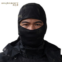 Wholesale Airsoft Face - SINAIRSOFT New Rattlesnake Tactical helmet Airsoft Hunting Wargame Breathing Dustproof Face Balaclava Mask Ski Cycling Full Hood