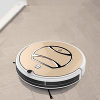 Wholesale Robot Vacuum Cleaner Battery - New intelligent dry wet mop robot vacuum cleaner home, sensor, auto charging, 2600 mAh large battery, five year warranty, robot cleaner