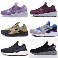 uk availability ee4ad 3413b Vente chaude 2017 Nouveau Style Air Huarache 1 Ultra Run Sport Chaussures  Hommes Femmes Huaraches Chaussures de Course Trainer Sneakers chaussures  Taille ...