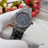 Wholesale Delicate Watches - Women's fashion leisure APP stainless steel quartz watch do manual work is delicate 38 mm in diameter
