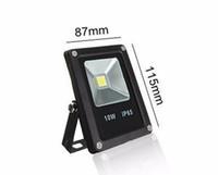 bombilla uv de alta potencia al por mayor-poder más elevado LED 10W luz de inundación al aire libre UV 365nm 375nm 385nm 395nm 405nm 415nm luz ultravioleta Proyector Bulbo Luz de arandela de pared impermeable