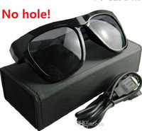 spy pictures - No Hole Spy Sunglasses Camera HD P Glasses Taking Picture Audio Video Recorder eyewear Hidden Pinhole Camera Glasses Mini Camcorder