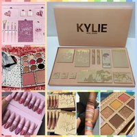 Wholesale Color Bug Set - STOCK! New Kylie Vacation Edition & Birthday Collection I WANT IT ALL Makeup set take me on vacation Send me more Nudes June bug August Bug
