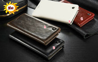 Wholesale galaxy note3 flip cover for sale - Luxury CaseMe Case R64 For Samsung Galaxy NOTE3 NOTE4 NOTE5 A3 A5 A7 S4 S5 Mini A310 A510 Flip Wallet Leather Stand Card Pouch Cover