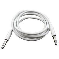 tablet ipad mini retina al por mayor-3.5mm AUX Cable de Cable Adaptador de Audio Estéreo para el Coche para iPhone iPad Air Mini Retina Samsung Galaxy Tablet y Fundas para MP3