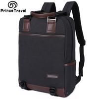 Wholesale Princes Bags - Wholesale- Prince Travel Brand quality men's bags business backpack function school bag laptop bag backpack male portfolios travel bags