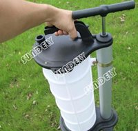 Wholesale Pneumatic Oil Pump - 9LITRE Pneumatic Oil Suction Fluid Extractor Transfer Vacuum Pump New
