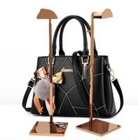 стальная сумка оптовых-Оптовая 2 модели металлическая сумка сумки обуви стойки дисплея стойки / регулируемая высота / толстое основание / золото из нержавеющей стали стойки манекены
