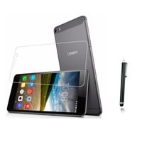 """Wholesale anti glare tablets - Wholesale- New Anti-Glare Matted Screen Protector Protective Matte Film Guards +1x Stylus For Lenovo PHAB Plus 6.8 PB1-770N 6.8"""" Tablet"""