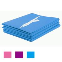 Wholesale Senior Portable - Folding Pilates Yoga Mat 4mm Thick Portable Free From Phthalates & Latex Eco-friendly Travel Exercise Mat