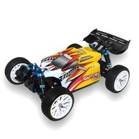 Wholesale Off Road Brushless Motor Car - Wholesale- RC cars Racing 9051 4WD Brushless Electric Off-Road Buggy Off-Road With Remote Control