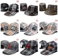 Wholesale Luxury Ball Caps - wholesale baseball cap 100% Cotton Luxury brand cap Embroidery hats for men caps 6 panel Black snapback hat men casquette visor gorras bone
