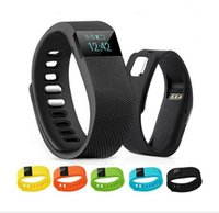 Wholesale Tracker Day - FITBIT Style TW64 Wristband Smart Band Fitness Activity Tracker Bluetooth 4.0 Smartband Sport Bracelet For IOS & Android Phone Ship In 1 Day