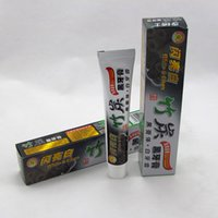 Wholesale 2017 Toothpaste Charcoal Toothpaste Whitening Black Tooth Paste Bamboo Charcoal Toothpaste Oral Hygiene Tooth Paste Free DHL