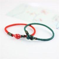 Wholesale Men Bracelete - Wholesale-Miredo jewelry wholesale fashion gift bracelete ceramic handmade vintage bracelets for women men accessories free shipping 10105
