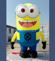 Wholesale Despicable Inflatable - Giant Minions Inflatable cartoon for advertising Balloons Despicable Me 2 Eyes,offered by Ace Air Art