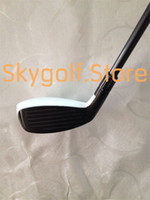 Wholesale Golf Clubs Rescue - New R15 Golf hybrids 17 19 21 24degree with graphite shaft golf rescues woods clubs set right handed MEN