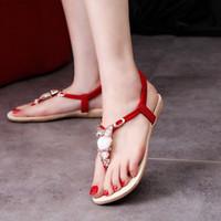 Wholesale Decorative Sandals - 2017 Korean version of the summer beach shoes Owl metal decorative sandals shoes fashion women female shoes