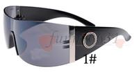 Wholesale Men S Cycling Sunglasses - Summe woman fashion UV400 sun glasses Cycling sunglasses ladies mens riding sunglasse Driving Glasses wind sunglasses 2colors A+++ free s