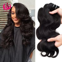 Chromodian Human Hair Body Wave Weave Bundles 4pcs / lot Wow Queen Products Prix bon marché et haute qualité Non transformé Cambodgian Virgin Hair