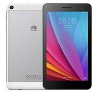 Wholesale Phone Tablet Inch Huawei - Original Huawei MediaPad T1 Tablets PC Spreadtrum SC7731G Quad Core Ram 1GB Rom 16GB 7.0 inch 3G 2G