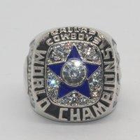 Wholesale Dallas Cowboys Championship Rings - 1971 dallas cowboys staubach worldseries championship ring