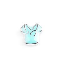 Wholesale Charming Nurses - Wholesale- NURSING SCRUBS, Floating charm fit floating charm lockets, FC4097