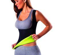 vücut daha ince kıyafet toptan satış-6XL Modelleme Askı Bel Eğitmen Ter Yelek için Korseler Neopren Üst Vücut Şekillendirici Zayıflama Kemeri Göbek Kontrol Shapewear Kayış Sauna giymek