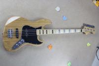 ingrosso pulsanti di legno nero-Spedizione gratuita NOVITÀ Marcus Miller Signature Jazz Bass w / Chitarra elettrica
