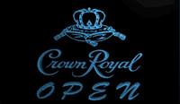 Wholesale Crown Royal Neon Signs - LS707-b-Crown-Royal-Beer-OPEN-Sign-Neon-Light-Sign.jpg