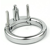 Wholesale Toy Sex Mm - 40  45 50 MM Choose Male Chastity Belt Accessories Cock Cage Metal Cock Ring Adult For CB6000 Chastity Deivce Sex Toys For Man