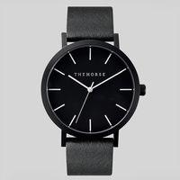 Wholesale Super Gold Glasses - 2017 Montre Homme New Luxury Womens Watches Super Soft Leather Clock Men Unisex Lovers Waterproof Quartz Wrist Watches For Men