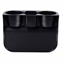 Wholesale Glove Box Holders - Wholesale- Car Auto Cup Holder Portable Multifunction For Vehicle Seat Cup Cell Phone Drinks Holder Glove Box Car Interior Organizer