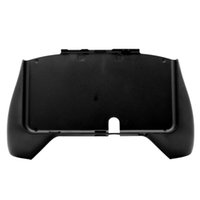 Gaming Case Controller Clip Game Console Manija Mount Holder Soporte Soporte Plastic Gamepad Hand Grip Holder para Nintendo New 3DS