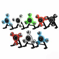 Wholesale Center Function - Muti-function Spinner Fidget Spinners Snap Spinner Center Snap Goll Slide Top Spin Pencil EDC Toy OTH523
