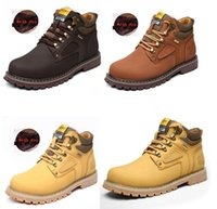 Wholesale Casual Style Work Men - 2016 Fashion Boots Men Winter Martin Boots Casual Shoes British Style Tooling Boots Desert Boots Outdoor Work Shoes