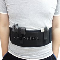 Wholesale Ultimate Fit - Univerisal Concealed Carry Ultimate Belly Band Holster Gun Pistol Holsters Fits all Pistol