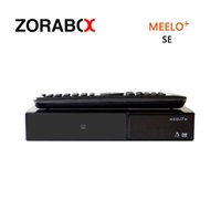 DVB-S2 Twin Tuner Satellite Receiver ME ELO + Se Enigma2 BCM7362 VU SOLO 2 SE OEM Linux Tv Set Top Box Cccam Newcam IPTV