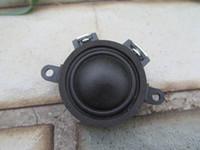 filmes de áudio venda por atacado-Atacado- 2 unidades / pacote de 1 polegada 8 Ohm 20 W altifalante agudos cobalto magnético louderspeaker fita solução de seda filme de alta som de Áudio