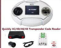 Wholesale Transponder Key Code Reader - 2017 new good Programmer ID4C Promotion Quickly 4C 4D 46 48 Code Reader Chip Transponder Key Programmer ID4C ID4D ID46 ID48 Key Programmer